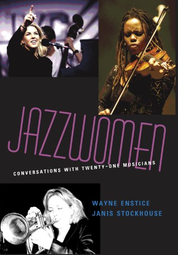 "Read ""Jazzwomen: Conversations With Twenty-One Musicians"" reviewed by Kyle Simpler"