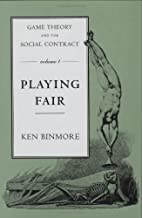Game Theory and the Social Contract, Vol. 1:…