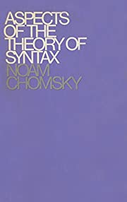 Aspects of the Theory of Syntax af Noam…