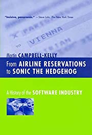 From Airline Reservations to Sonic the…