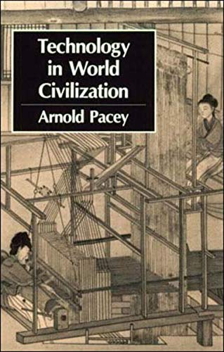 Cover of Pacey, Arnold