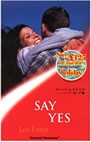 Say Yes de Lori Foster