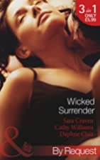 Wicked Surrender by Sara Craven, Williams,…
