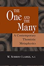 The One and the Many: A Contemporary…