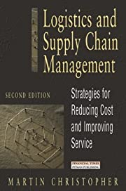 Logistics and Supply Chain Management:…