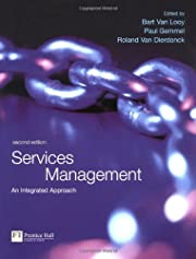 Services Management: An Integrated Approach…
