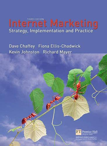 Ebusiness And Ecommerce Management Dave Chaffey 3rd Edition Pdf