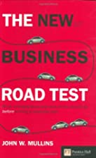 The new business road test: What…