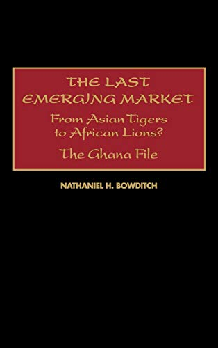 GHANA AS AN EMERGING MARKET EBOOK DOWNLOAD