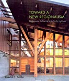 Toward a New Regionalism: Environmental…