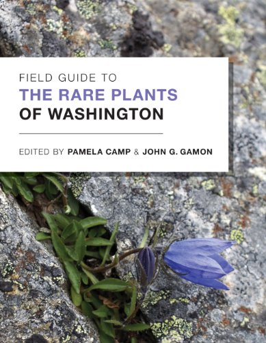 Field guide to the rare plants of Washington
