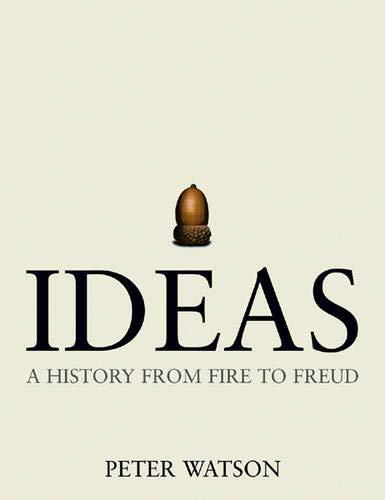 Ideas, by Watson, Peter