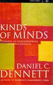 Kinds of Minds: Toward an Understanding of…