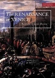 Art Library: Renaissance in Venice (Everyman…
