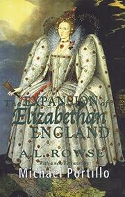 Expansion of Elizabethan England por A. L.…