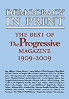 Democracy in print : the best of the…