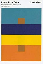 Interaction of Colour af Josef Albers