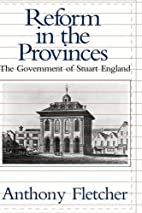 Reform in the provinces : the government of…