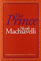The Prince (Rethinking the Western…