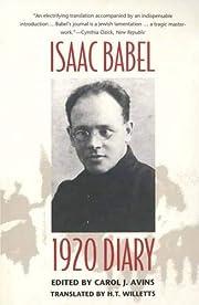 1920 Diary – tekijä: Isaac Babel