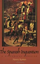The Spanish Inquisition: A Historical…