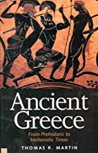 Ancient Greece: From Prehistoric to…