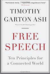 Free Speech - Timothy Garton Ash