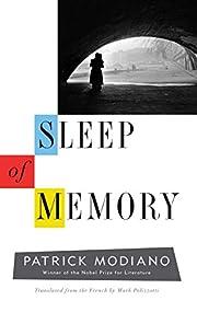 Sleep of Memory (The Margellos World…