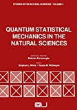 Quantum statistical mechanics in the natural sciences: a volume dedicated to Lars Onsager on the occasion of his seventieth birthday : [proceedings] / Conference chairman: Behram Kursunoglu. Editors: Stephan L. Mintz and Susan M. Widmayer. Scientific secretaries: Mou-Shan Chen [and others]