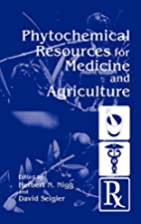 Phytochemical Resources for Medicine and…