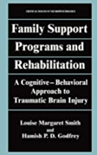 Family Support Programs and Rehabilitation:…