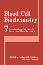 Blood Cell Biochemistry, Volume 7:…