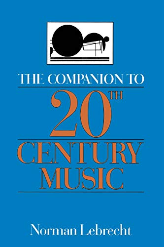 Books about 20th/21st Century Composers