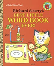 Richard Scarry's Best Little Word Book Ever…