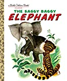 The Saggy Baggy Elephant (Book) illustrated by Gustaf Tenggren