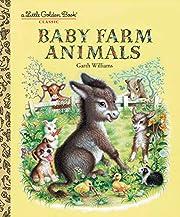 Baby Farm Animals (A Little Golden Book…