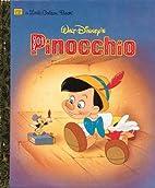 Walt Disney's Pinocchio by Eugene Bradley…