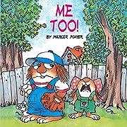 Me Too! (A Golden Look-Look Book) av Mercer…