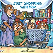 Just Shopping with Mom (A Golden Look-Look…