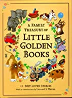 A Family Treasury of Little Golden Books: 46…