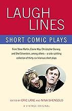 Laugh Lines: Short Comic Plays by Eric Lane