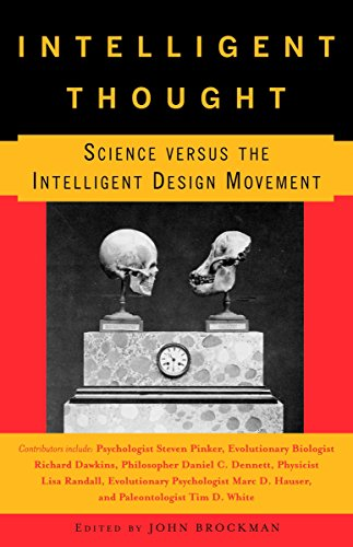 Intelligent Thought: Science Versus the Intelligent Design Movement, by Brockman, J. (Ed.)