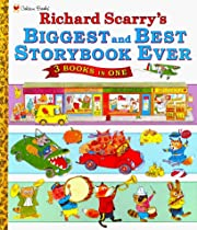 Biggest and Best Storybook Ever av Richard…