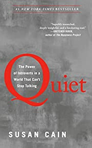 Quiet : the power of introverts in a world…