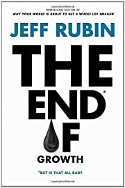 The End of Growth por Jeff Rubin