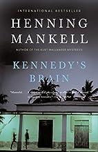 Kennedy's Brain (Vintage Crime/Black…