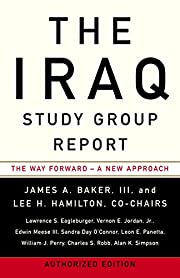 The Iraq Study Group Report: The Way Forward…