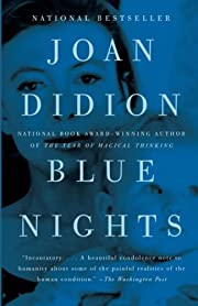 Blue Nights – tekijä: Joan Didion