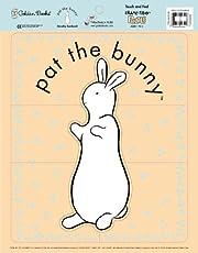 Pat the Bunny: Frame-Tray Puzzle por Golden…