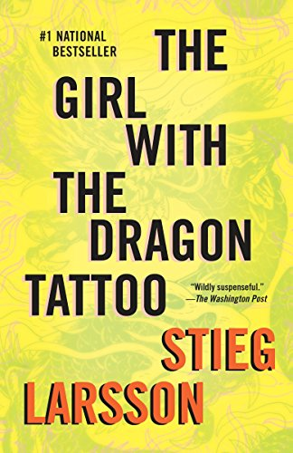 The Girl with the Dragon Tattoo (Millennium Series), Stieg Larsson